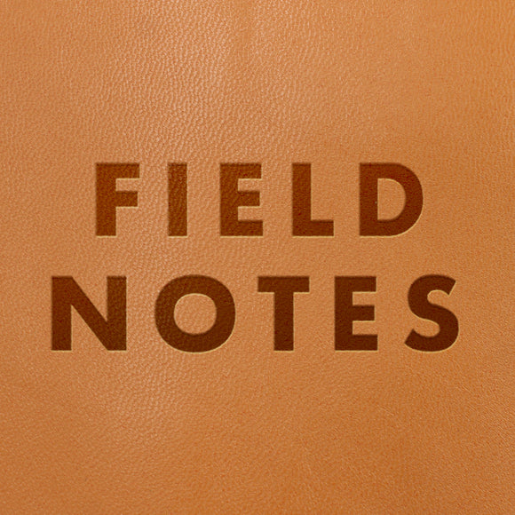 FIELD NOTES- Fire Branded Images