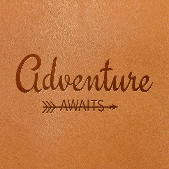 Adventure Awaits- Fire Branded Images
