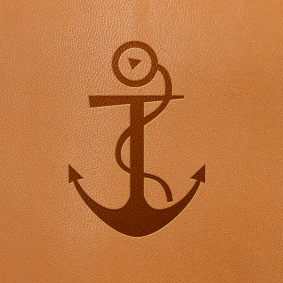 Anchor Symbol- Fire Branded Images
