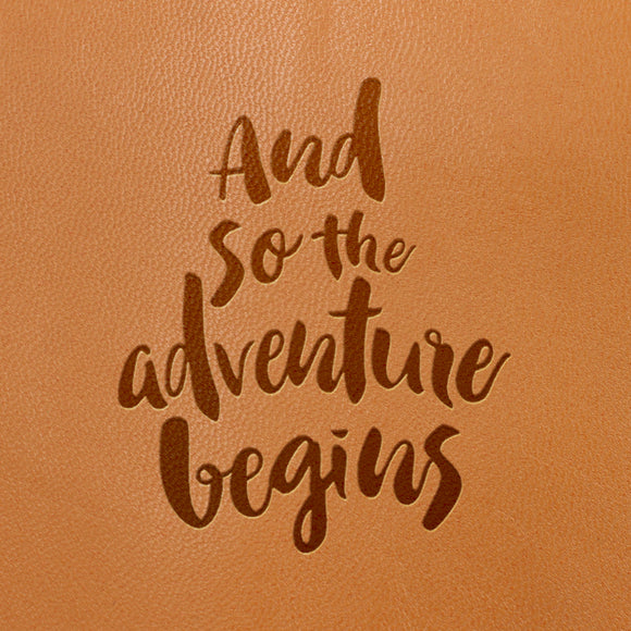 And So The Adventure Begins image- Fire Branded Images