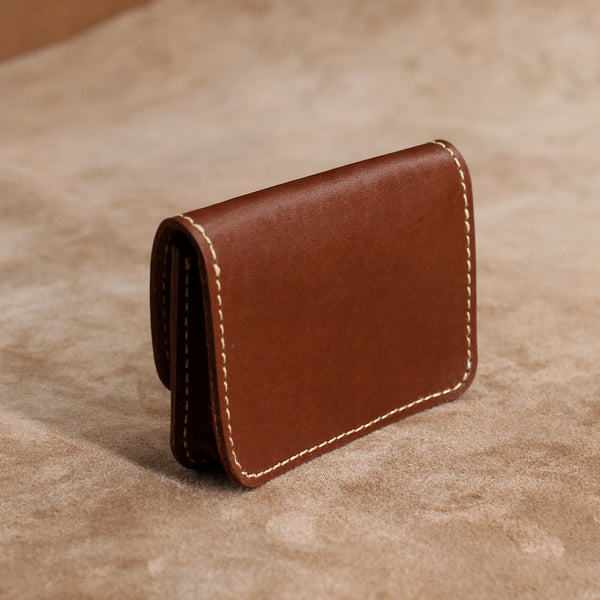 Leather Business Card Wallet