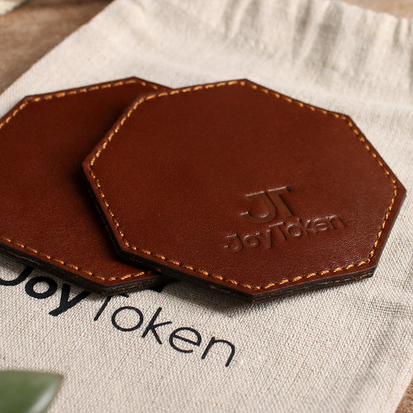 Personalised Leather Branding Stamp Service - Logo Image Symbol