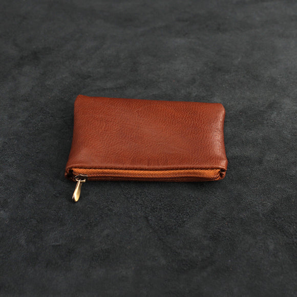 Functional Leather Journal Cover