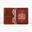 Passport Cover with Card Holders