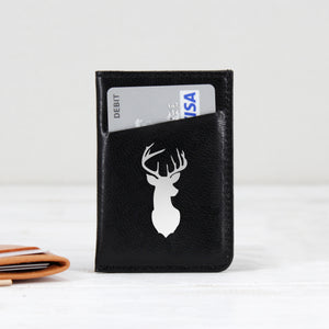 Minimal Card Holder Vertical Card Wallet