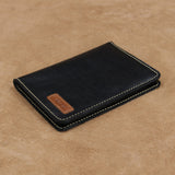 Soft Leather Travel Document Holder
