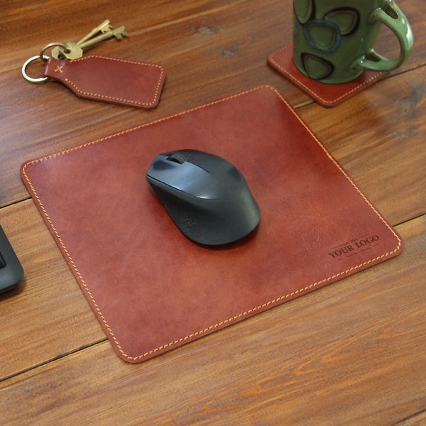 Classic Refillable Leather Journal with Snap Button