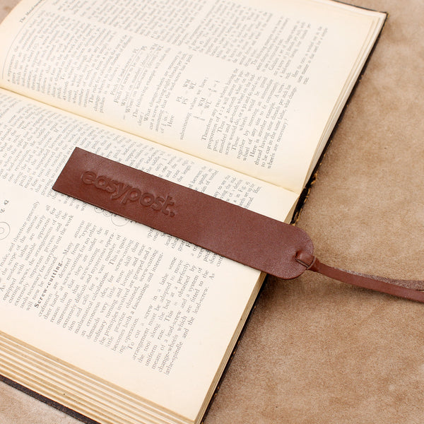 Personalised Rectangular Bookmark