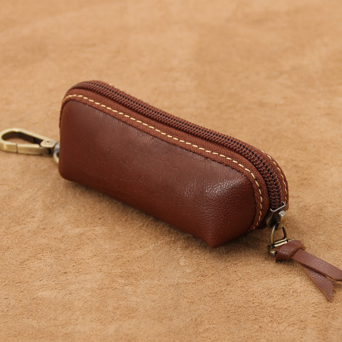 Soft Leather Key Holder