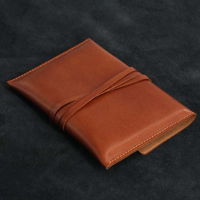 iPad Mini Classic Wrap Leather Clutch