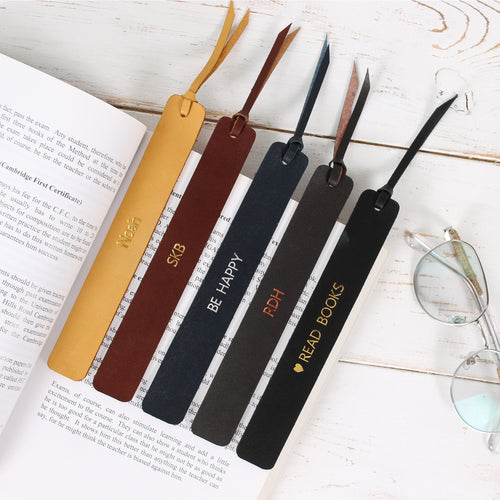 Personalised Bookmark Book Lovers Gift