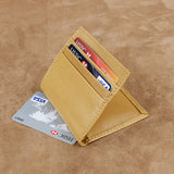 Soft Leather Card Wallet