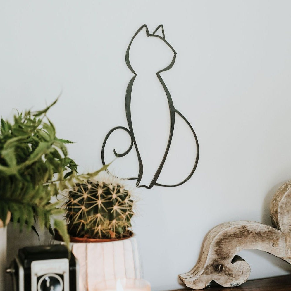 Cat Wall Decor