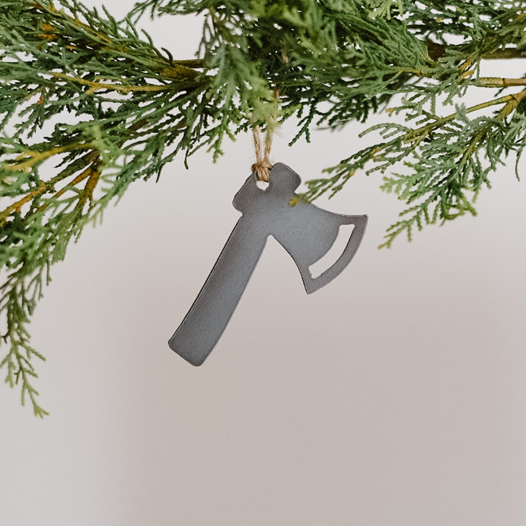 Axe Ornament