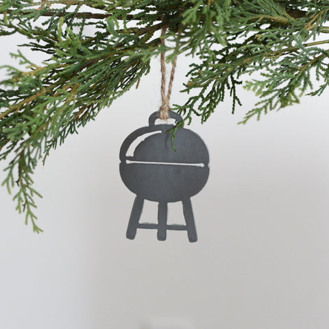 Weber Grill Ornament