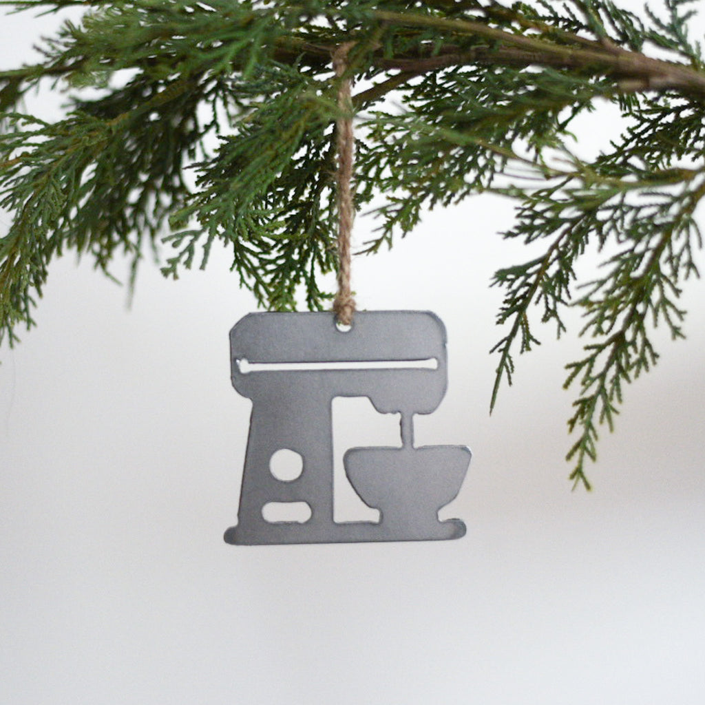 Kitchen Mixer Ornament