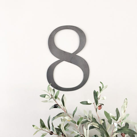 Enneagram 8 Wall Decor