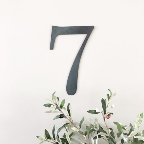 Enneagram 7 Wall Decor