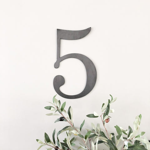 Enneagram 5 Wall Decor