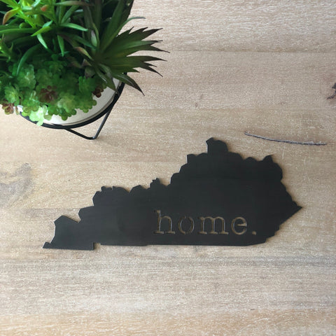 Kentucky Home. Wall Decor