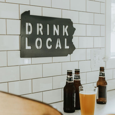 Pennsylvania Drink Local
