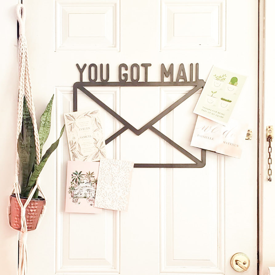 You Got Mail Magnetic Wall Decor