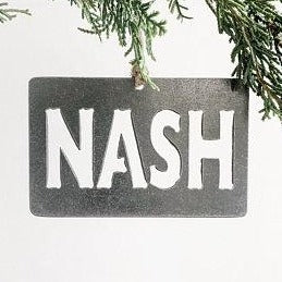 NASH Ornament