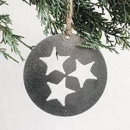 Tennessee Tri Star Ornament
