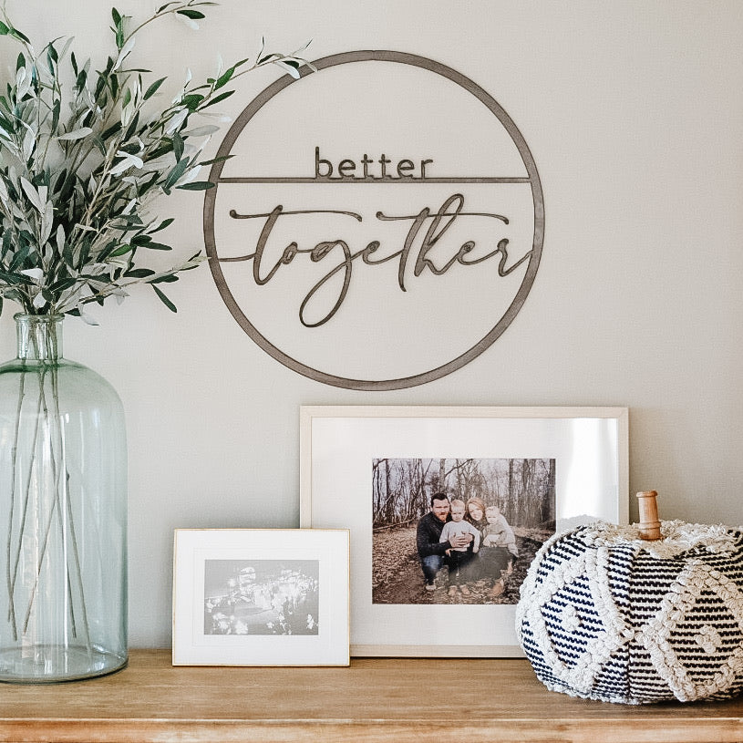 Better Together Circle