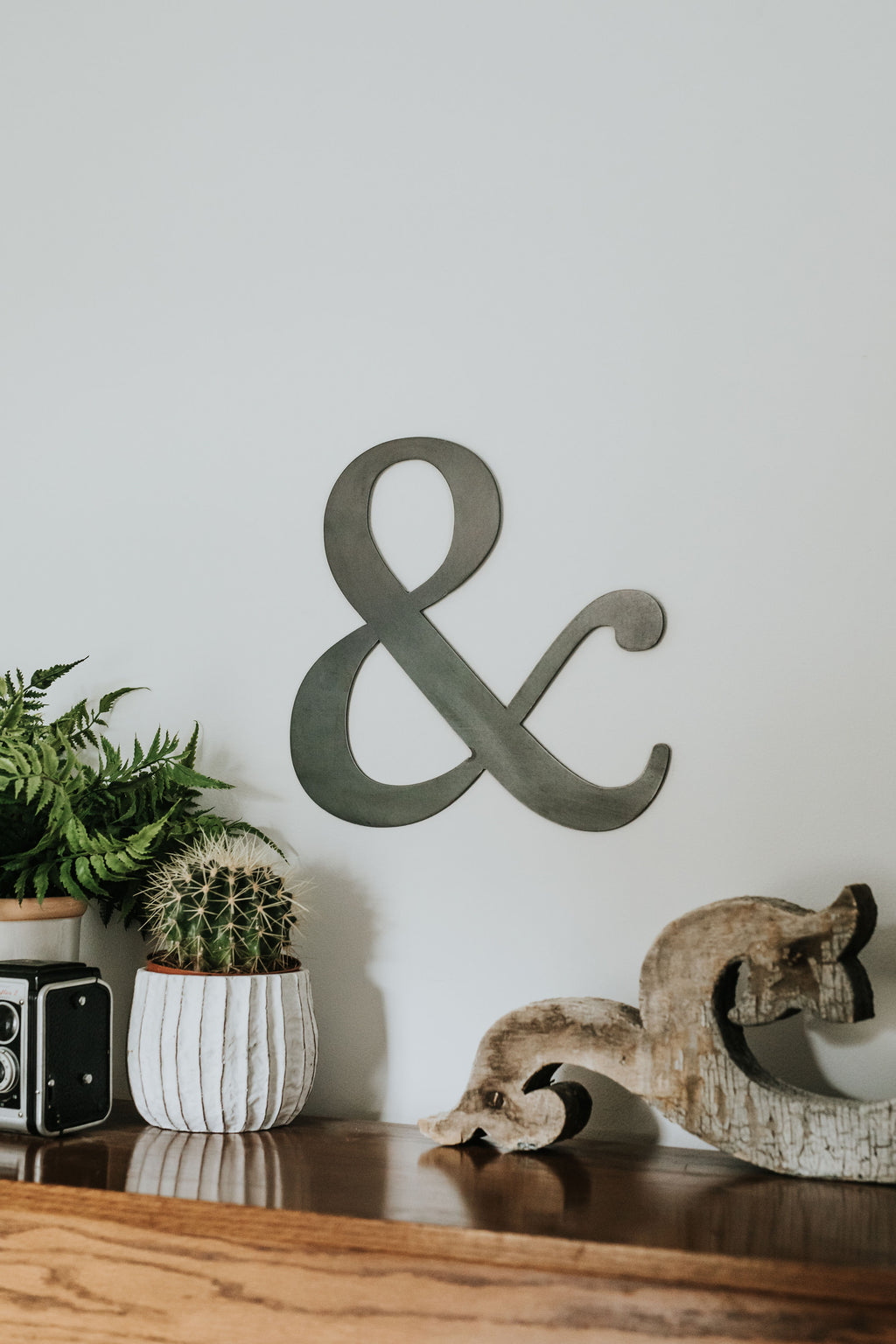 Ampersand Wall Decor