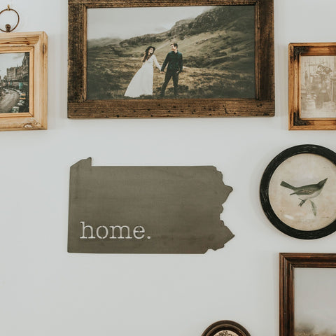 Pennsylvania Home. Wall Decor