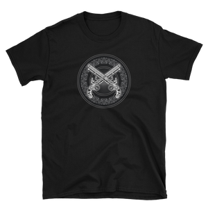 GunFight Icon T-Shirt (Black)