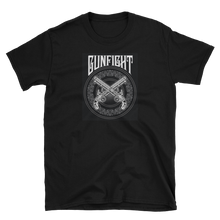 GunFight Logo T-Shirt (Black)