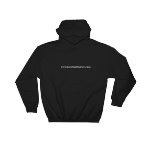 Paramount Hooded Sweatshirt (Black)