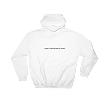 GunFight Logo Hooded Sweatshirt (White)