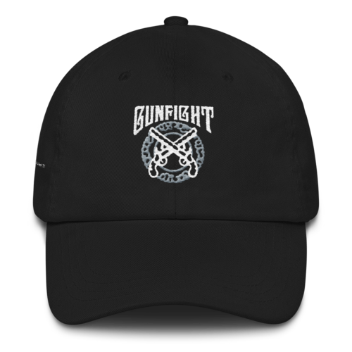 GunFight Logo Dad Hat