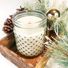 Hobnail Soy Candle - 22oz