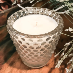 Hobnail Soy Votive - 2oz - Wholesale