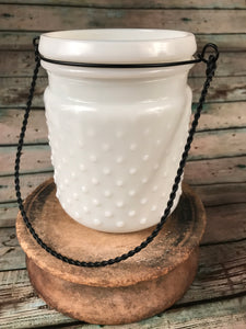 Hobnail Jar Hanger- Wholesale