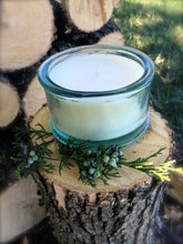 Spanish Glass Soy Candle - 10oz Square