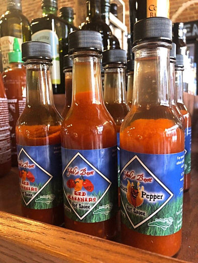 Yah's Best Hot Sauces