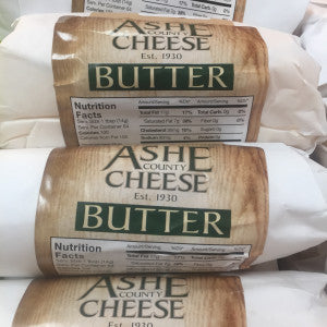 Ashe County Butter