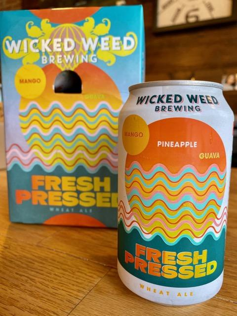 Wicked Weed Brewing- 6 PK Mango Pineapple Guave Wheat Ale