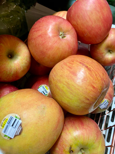 Certified Organic Fuji Apples