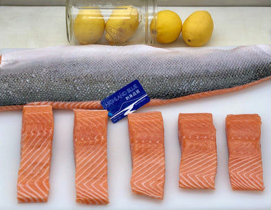 Wester Ross Salmon Filet