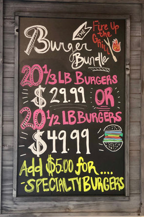 Burger Bundle