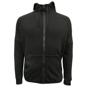 Layer 8 Men's Performance Front Zip Active Performance Hoodie