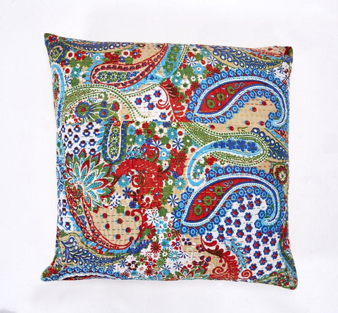 Large Suzani Cushion Cover