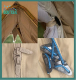 DubPod ™ - Bell Tent Connector Awning