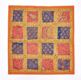 Large Indian Patchwork Cushion Cover
